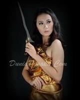 Keris Bandotan Dwi Warno