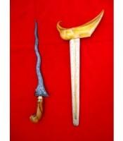 Pusaka Keris Naga Siluman Kuno
