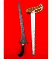 Keris Pusaka Brojol Madura Kuno
