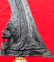 Keris Pusaka Naga Sasra Yang Asli Kuno