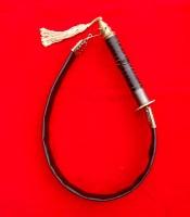 Pedang Pusaka Samurai Kuning Emas